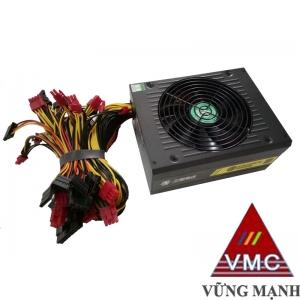 Nguồn máy tính đào bitcoin Sanyang Pangu 1300W ATX 80 plus